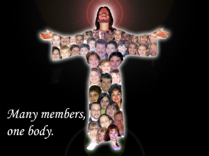 many-members-one-body